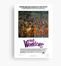 The Warriors 1979 Remastered USA Poster Metal Print