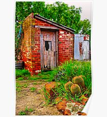 """""""The Garden Shed"""" Poster"""