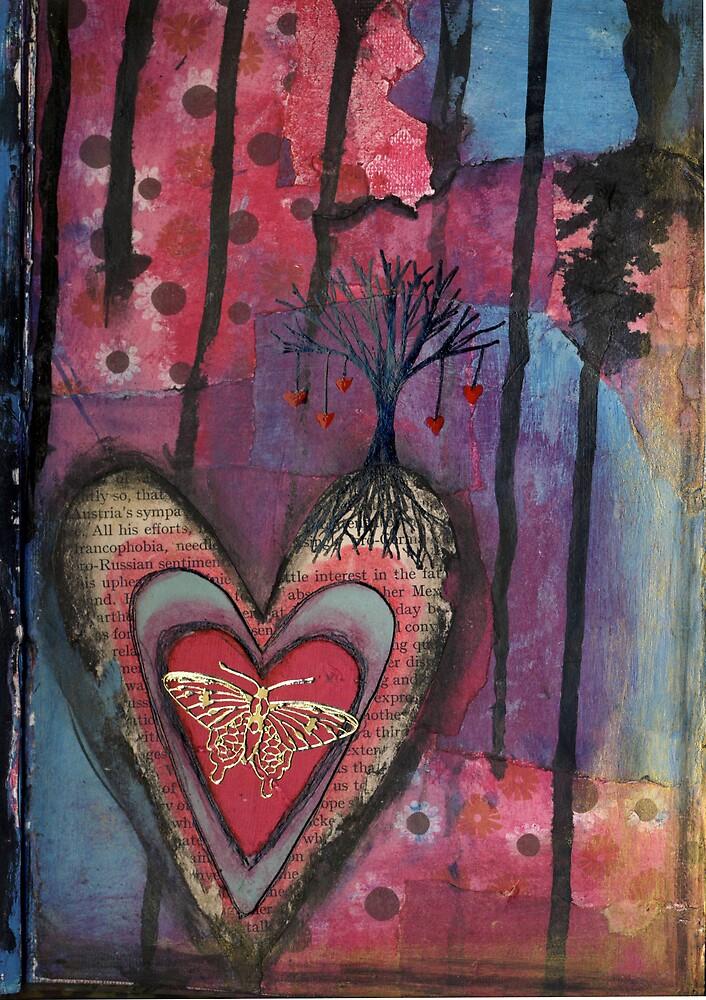 Butterfly Love by Clare Reid