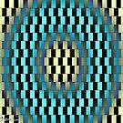 Illusion,  mirage, hallucination, apparition, figment of the imagination, trick of the light, trompe l'oe by znamenski