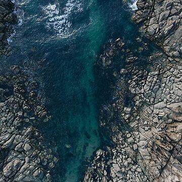 Ocean Blues II by Ingz