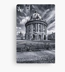 Radcliffe Camera, Oxford  Canvas Print