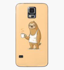 Funda/vinilo para Samsung Galaxy Monday Morning Depresso