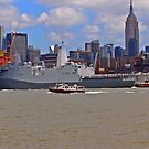 Fleet week New York 2018 by pmarella