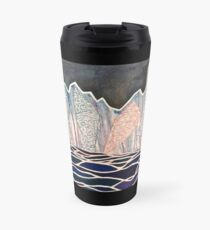 Prismatic Glaciers Travel Mug