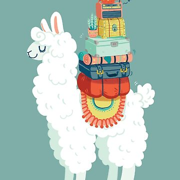 Lama von hellocloudy