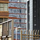 Urban Abstract by Harry Oldmeadow