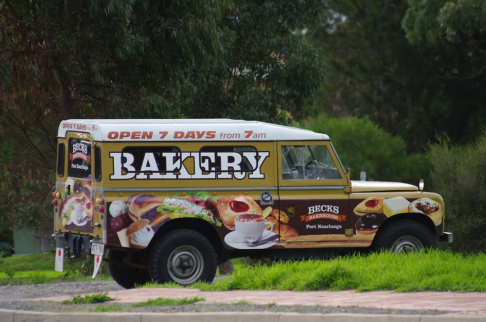 advertising the bakery by janfoster