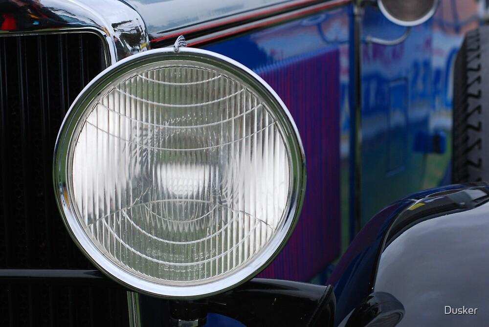 Graham Paige Vintage Car by Dusker