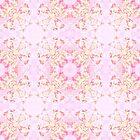 Pink kaleidoscope by Sancreoto