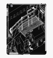 Haç Axonometric (black version) iPad Case/Skin