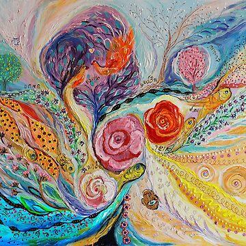 The garden of dreams by ElenaKotliarker