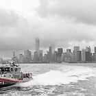 Coast Guard and NYC by ShootFirstNYC