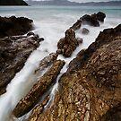 Rough Slipway by Ken Wright