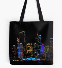 THE VIVID CITY   2018 SYDNEY VIVID FESTIVAL   Tote Bag