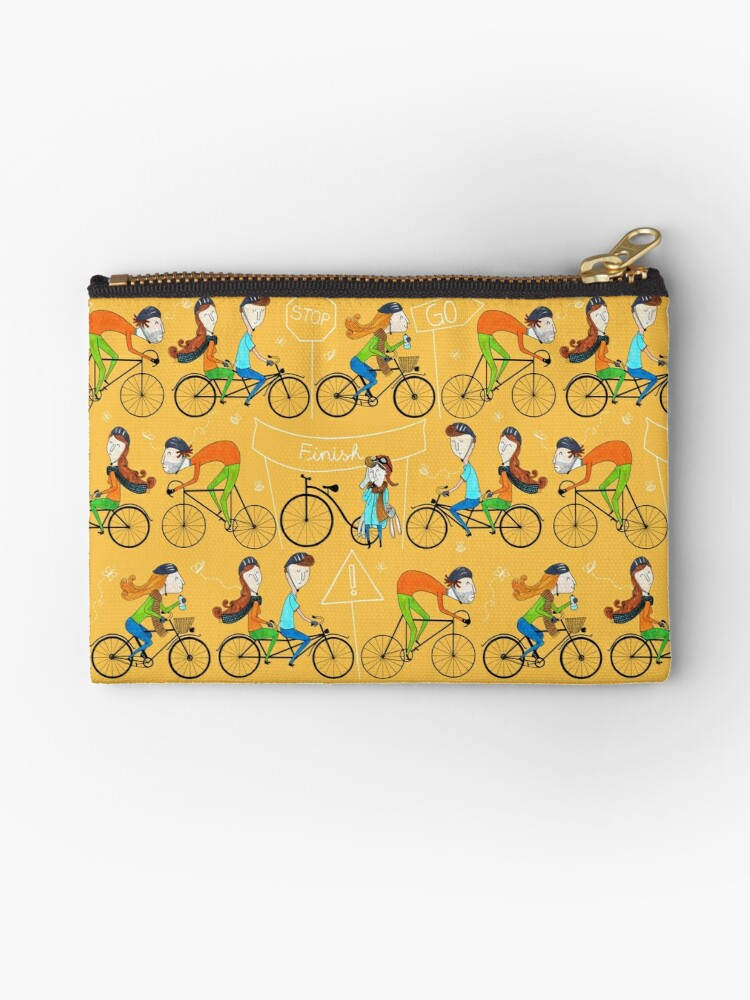 Pattern 81 - I love cycling!  by Irene Silvino