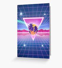 Electric Dreams Greeting Card