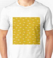 Dog dachshund pattern Unisex T-Shirt