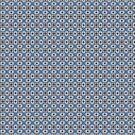 Blue Tiles by artsandherbs