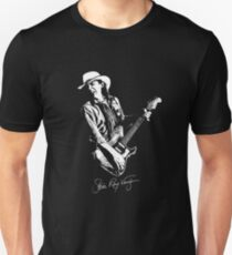 Stevie Ray Vaughan - Guitar-Blues-Rock-legend-SRV Unisex T-Shirt