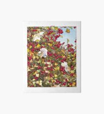 The Blackthorn Bush Art Board