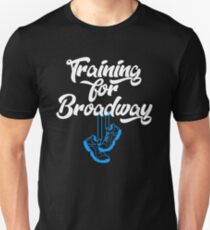 Training For Broadway Slim Fit T-Shirt