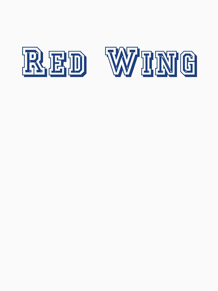 roter Flügel von CreativeTs