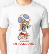 World Cup - Russia 2018 Unisex T-Shirt
