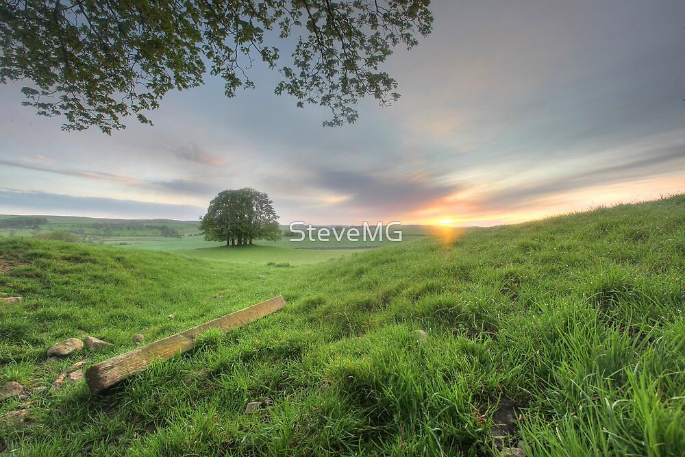 Malham Daybreak by SteveMG