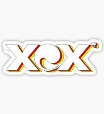 XCX Sticker