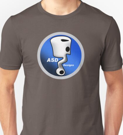 ASD Blue Logo T-Shirt