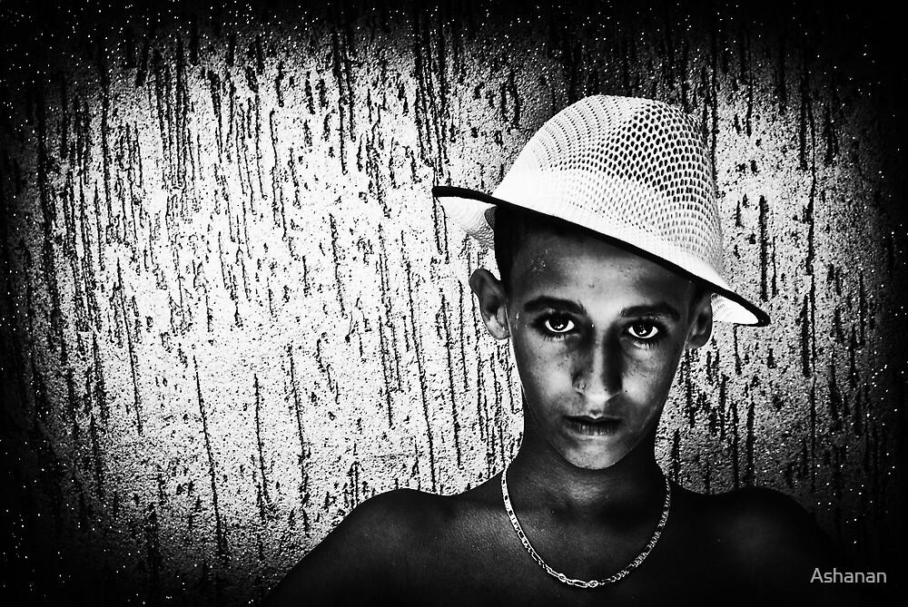 Suspended innocence by Ashanan