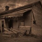 Bellarine Ruin by Froshi