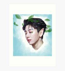 Fairy Taehyun Art Print