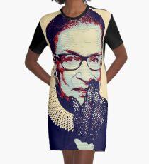 RBG I Dissent Graphic T-Shirt Dress