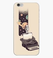 Beyond Your Imagination iPhone Case