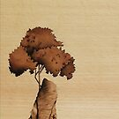 « l'arbre sur son pic » par Mhumbertjean
