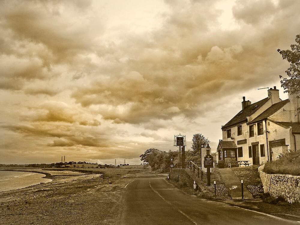 Stormy Skies. by darkvampire