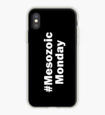 # Mesozoic Monday iPhone Case