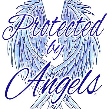 Protected by Angels by FEDVAL