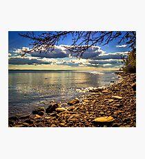 Cape John Beach Photographic Print