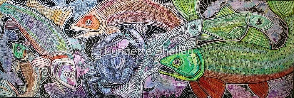 Aquatica by Lynnette Shelley