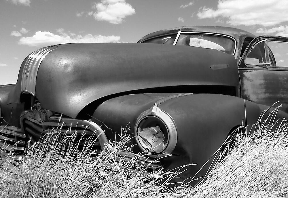 Pontiac B/W by Cliff Lopez