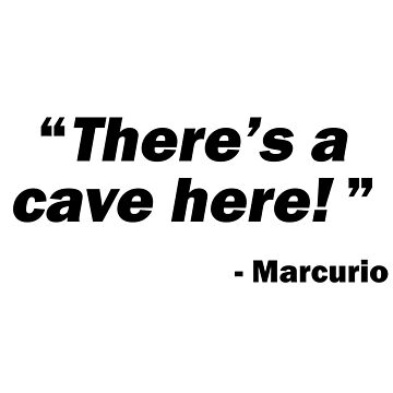 """There's a cave here!"" - Marcurio (Skyrim Inspired) by christopherda"