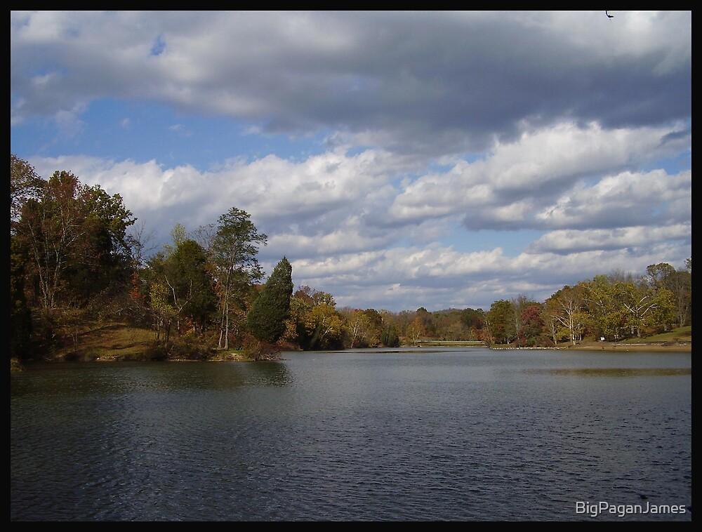 Day at the Lake by BigPaganJames