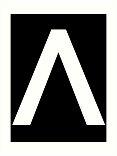 axwell ingrosso logo art prints by virtusdesign redbubble