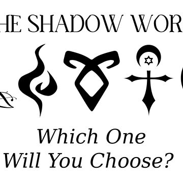 The Shadow World by inkwood-store