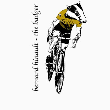 Le Tour: Bernard Hinault by citycycling