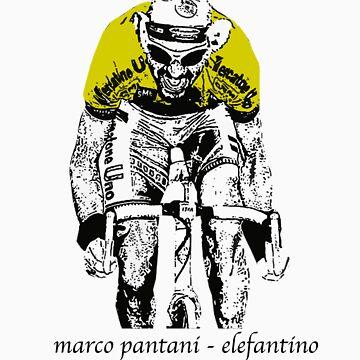 Le Tour: Marco Pantani by citycycling