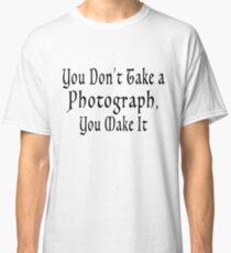 Make it- blk Classic T-Shirt